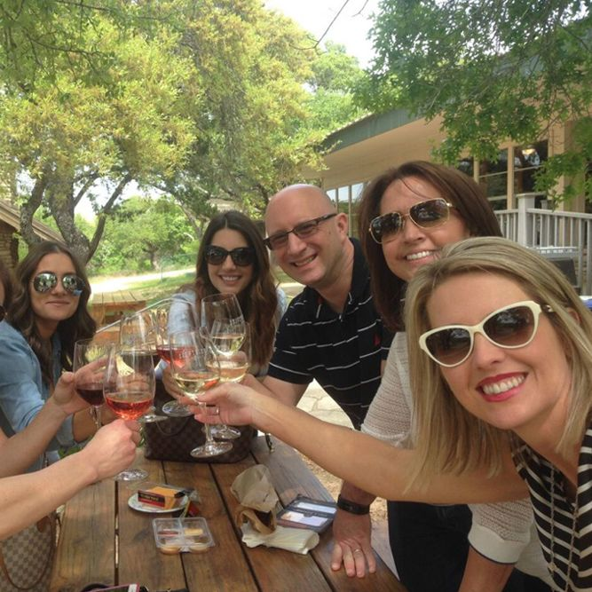 River Road Winery Tour